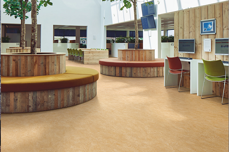 Flooring re-launch 'inspired by Mother Nature'
