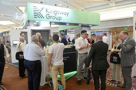 Kingsway Group to showcase Award short-listed products at DiMH 2019