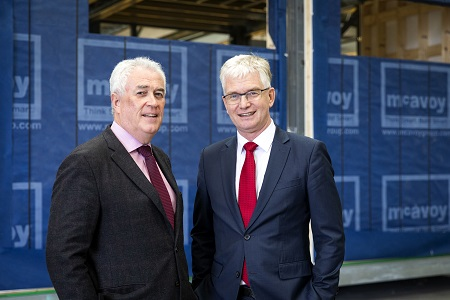 McAvoy appoints first CEO and a new MD as it highlights growth plans