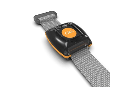 Wrist-worn patient call device launched
