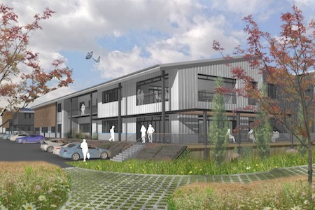 Planning permission granted for new Wallgate factory